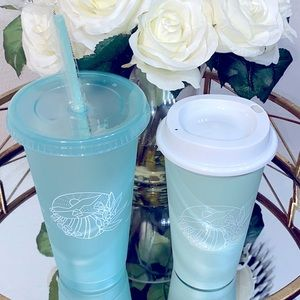 Starbucks EARTH DAY 🌎 Reusable Hot & Cold Cup